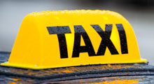 Taxis in Burton